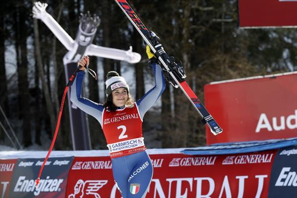Федерика Бриньоне — в ожидании ЧМ-2021 по горнолыжному спорту 1