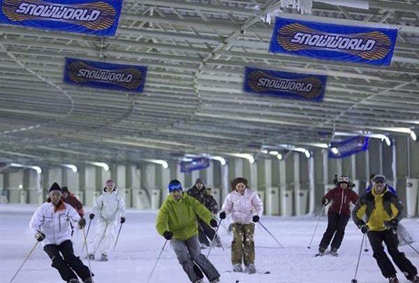 Итальянские скоростники приступают к лыжным тренировкам в… Нидерландах 1