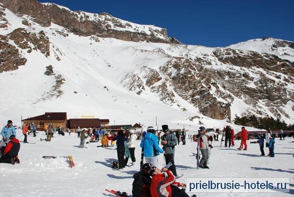 Курорт «Эльбрус» планируется сделать центром горнолыжного отдыха мирового уровня 1