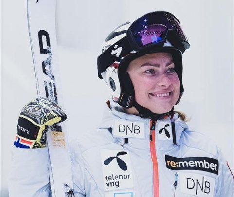 Лидер женской сборной Норвегии приступила к тренировкам после травмы 1