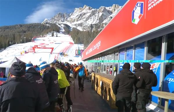 Правительство Италии предоставляет гарантию ЧМ-2021 по горнолыжному спорту в размере 14 миллионов евро 1