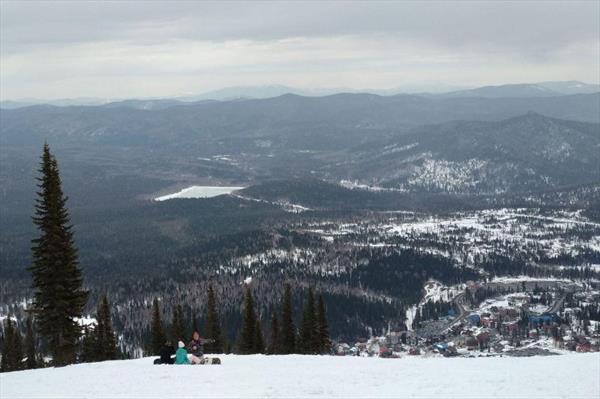 Шерегеш откроет горнолыжный сезон 14 ноября 1