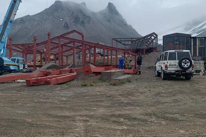 Спортцентр у Авачинского вулкана на Камчатке построят к началу зимы 1