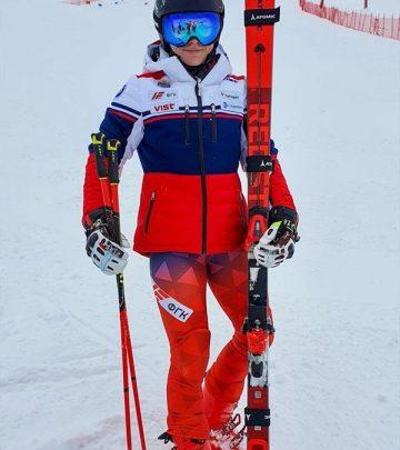 Итальянка Бассино лидирует после первой трассы в Зельдене, Катя Ткаченко продолжит борьбу на второй трассе 1