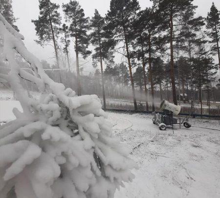 В Екатеринбурге открывается горнолыжный сезон 1