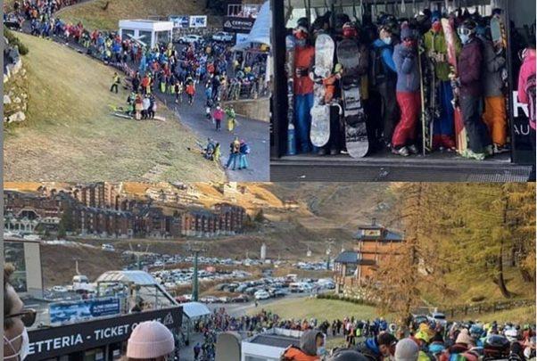В Италии закрывают все горнолыжные курорты 1