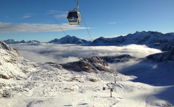 Австрия закрыла горнолыжные курорты в связи со второй волной пандемии 1