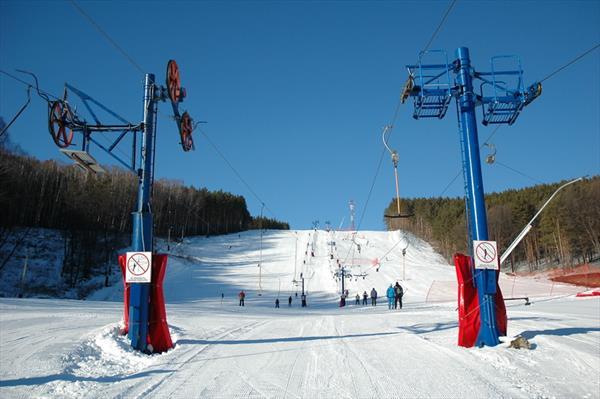 Горнолыжный сезон стартовал в Белокурихе 1