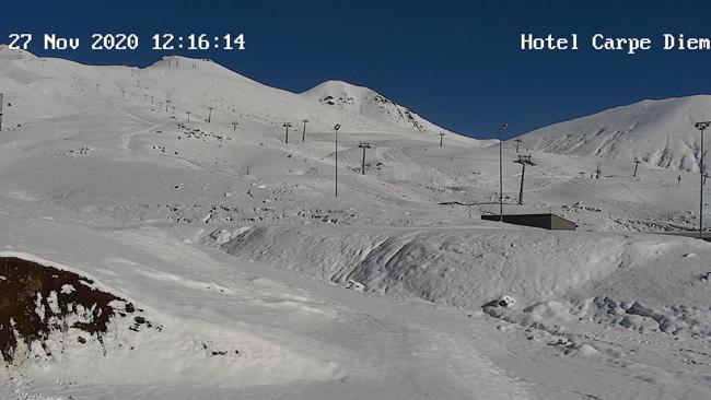Грузия закрывает все горнолыжные курорты 1