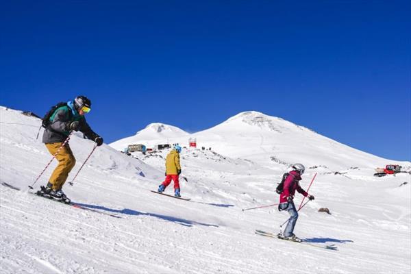 На ГК «Эльбрус» открывается новая горнолыжная трасса 1