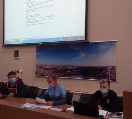 Региональный семинар судей по горнолыжному спорту прошел в Свердловской области 1
