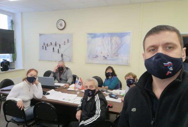 Состоялся всероссийский онлайн семинар спортивных судей по горнолыжному спорту 1