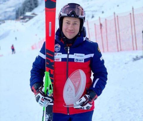 Александр Андриенко — 6-й на стартовом этапе Кубка Европы в гиганте в Австрии 1