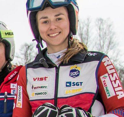 Кубок России по горнолыжному спорту: промежуточные итоги на начало 2021 года 1