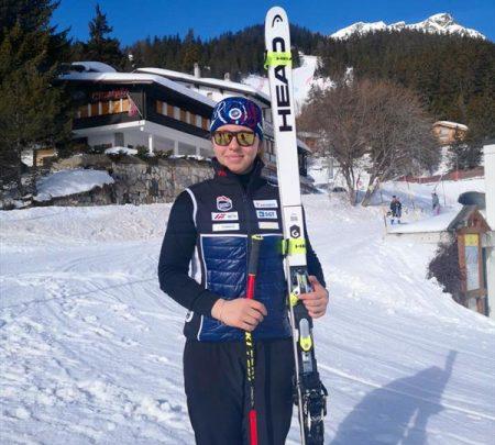 На первых в сезоне скоростных соревнованиях Кубка мира у женщин во Франции команду России будет представлять Юлия Плешкова 1