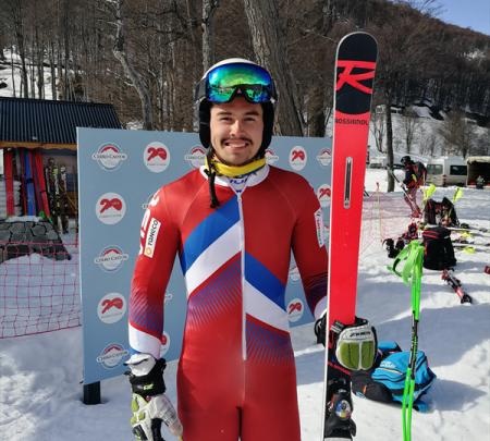 Никита Алехин — бронзовый призер международных соревнований в Италии 1