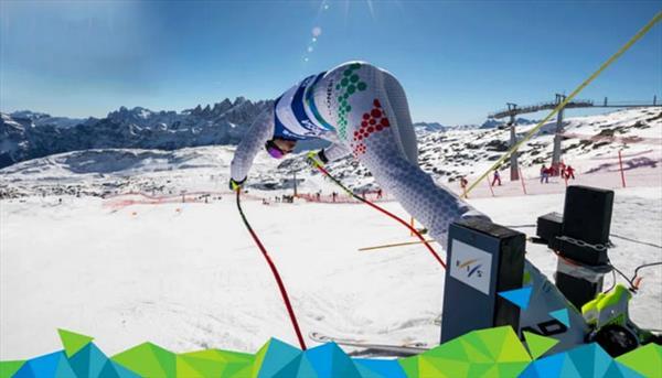 Отмененные в Китае тестовые соревнования горнолыжниц перенесли в Италию 1