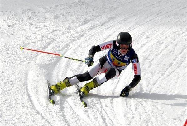 Ульяна Лендя и Алексей Овчинников — победители этапа Кубка России в слаломе-гиганте в Кусе 1