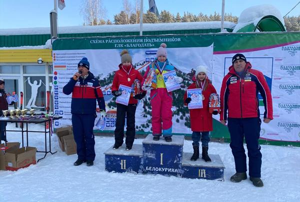 В Белокурихе завершились межрегиональные детско-юношеские соревнования на первенство СФО 1