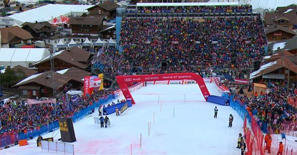 Александр Хорошилов и Юлия Плешкова выступят сегодня на этапах Кубка мира в Швейцарии и Австрии 1