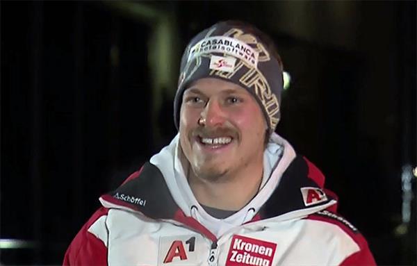 Австриец Феллер выиграл слалом во Флахау и вновь возглавил зачет Кубка мира в слаломе 1