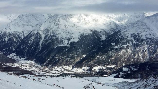 Австрия не примет туристов по меньшей мере до 24 января 1