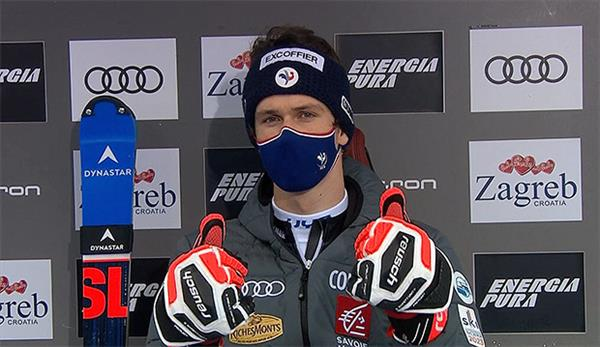Француз Ноэль лидирует после первой попытки в Загребе, Александр Хорошилов — 17-й 1
