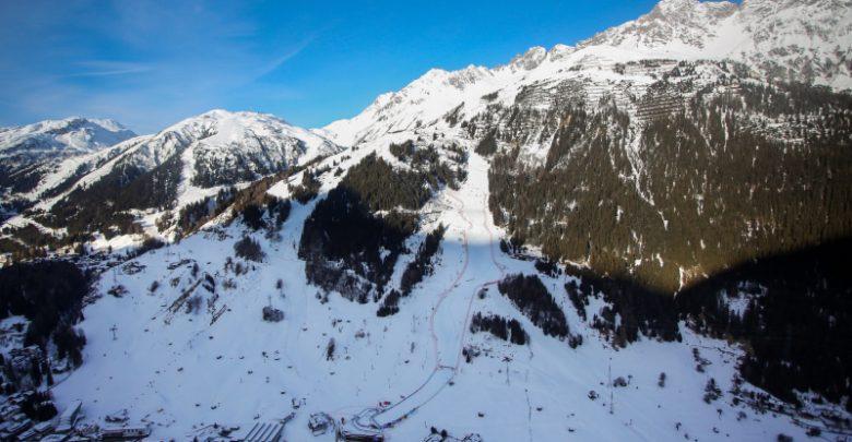 Супергигант в Австрии: трансляция 1