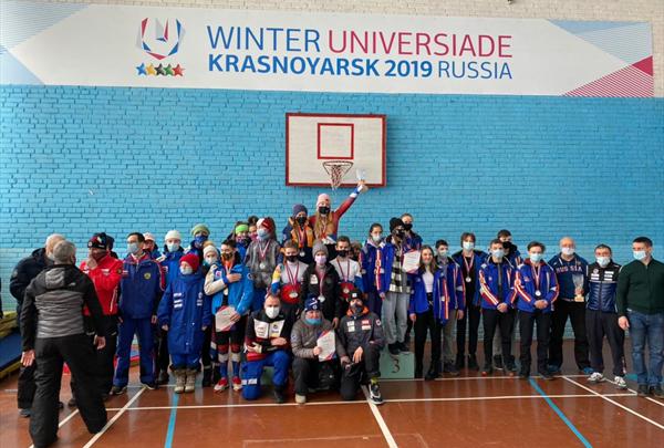 Горнолыжники Москвы выиграли командные гонки на юношеском первенстве России в Красноярске 1