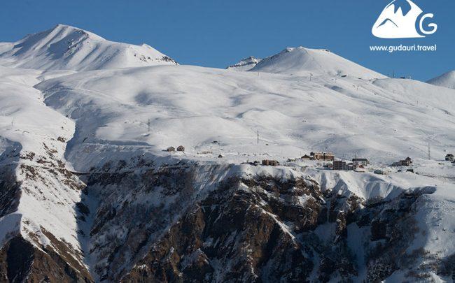 Грузия открывает горнолыжные курорты 1