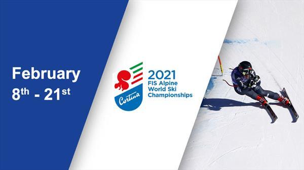 Расписание трансляций гонок ЧМ-2021 из Кортины на телеканале «Евроспорт» 17-21 февраля 1