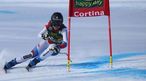 Сформирован состав сборной России на чемпионат мира по горнолыжному спорту в Италии 1