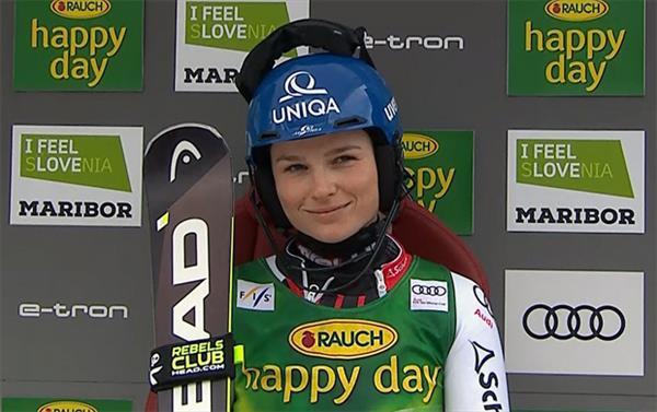 Бернадетт Шильд завершила свою горнолыжную карьеру 1