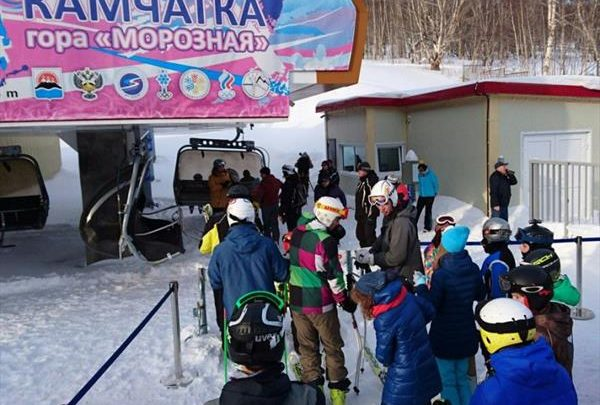 Горнолыжники завершат сезон гонками чемпионата России на Камчатке 1