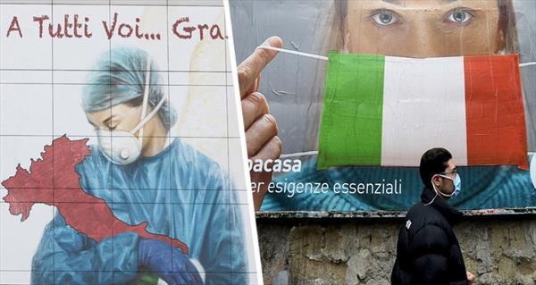 Италия продлила локдаун из-за новой вспышки коронавируса 1