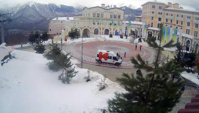Курорт Красная Поляна продлит горнолыжный сезон до 10 мая 1
