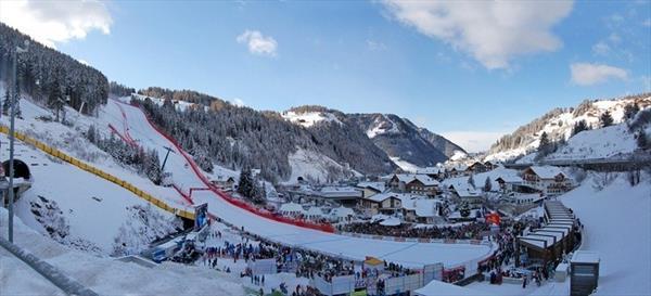 Начались инспекции горнолыжных трасс Кубка мира к следующему сезону 1