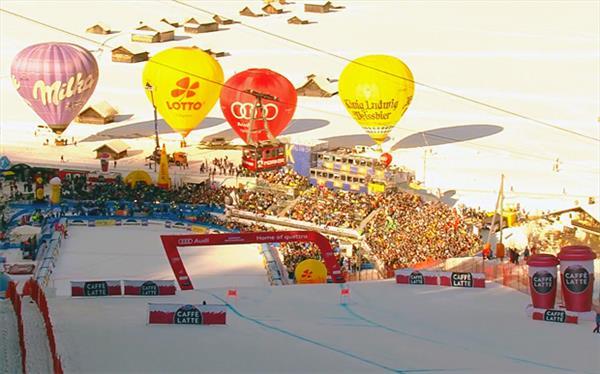 Немецкий Гармиш вновь поборется за право провести чемпионат мира по горнолыжному спорту 1