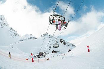 Сочинский горнолыжный курорт Красная Поляна будет открыт до 10 мая 1