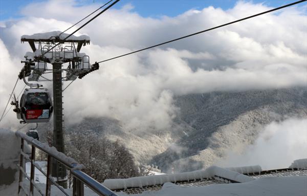 В Сочи построят ещё один горнолыжный курорт 1