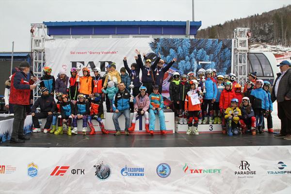 Всероссийские детско-юношеские соревнования «Утро Родины завершились на Сахалине 1