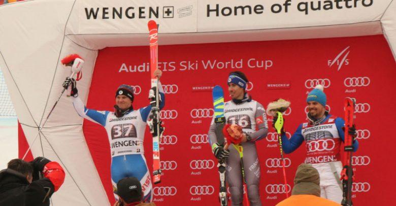FIS отказалась от альпийской комбинации 1