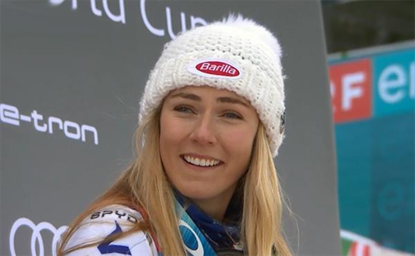 Микаэла Шиффрин планирует вернуться на прежние вершины в горнолыжном спорте 1