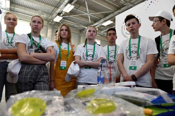 Московский Международный форум юных олимпийцев впервые пройдет в «гибридном формате» 1