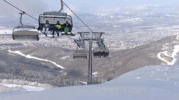 На сахалинском СТК «Горный воздух» объявлен конкурс на названия для новых горнолыжных трасс горы Красная 1