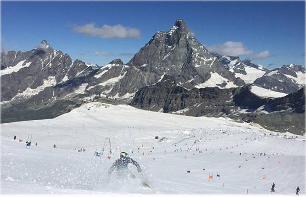 В 2023 году планируется открытие сезона в скоростных дисциплинах горнолыжного Кубка мира у подножия Маттерхорна 1