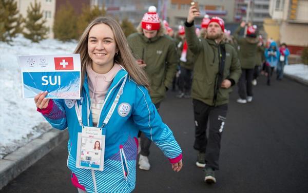 Зимней Универсиаде в Люцерне потребуется 3800 волонтеров 1