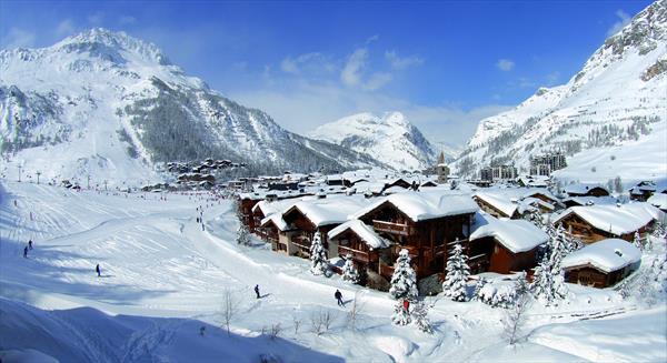 Курорты Валь д'Изер и Авориаз открываются для летнего катания в ближайшие выходные 1