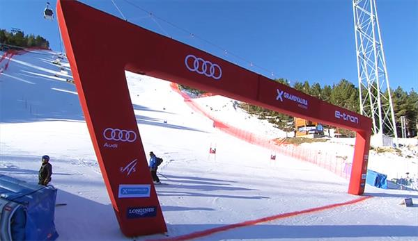 Опубликован календарь горнолыжного Кубка Европы у мужчин и женщин на предстоящий сезон. 1