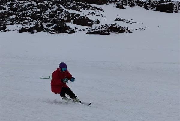Занятия по горнолыжной технике прошли на ГК «Эльбрус» с командами Калужской и Свердловской областей 1